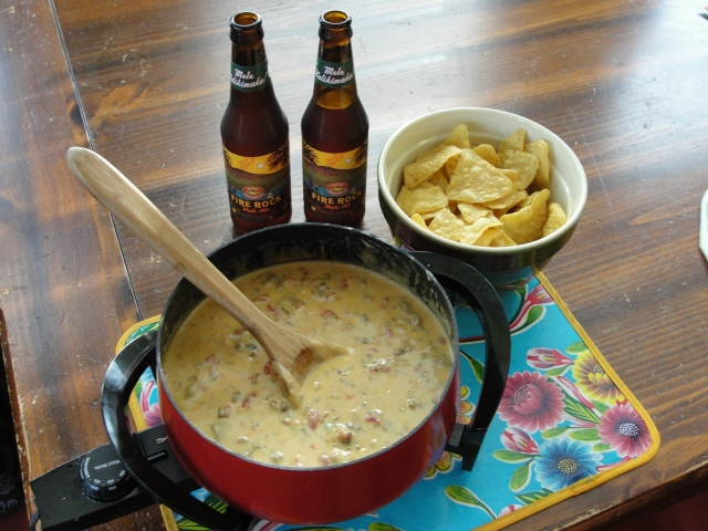 Betty's Cheese Dip | WildTalesof.com