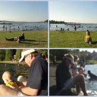 Seattle Area Adventure: Play & Eat in Seward Park