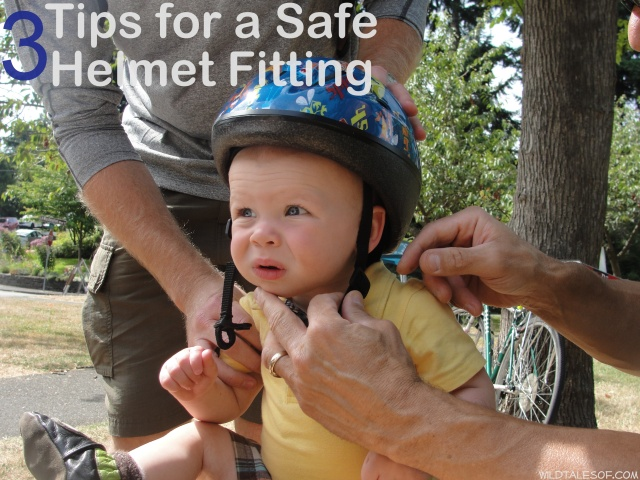Tips for a Safe Helmet Fitting | WildTalesof.com
