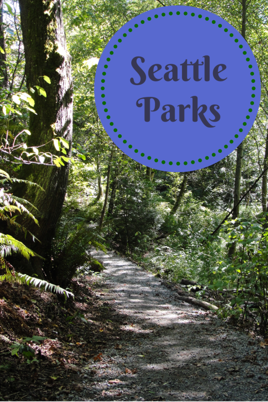Seattle Area Parks | WildTalesof.com
