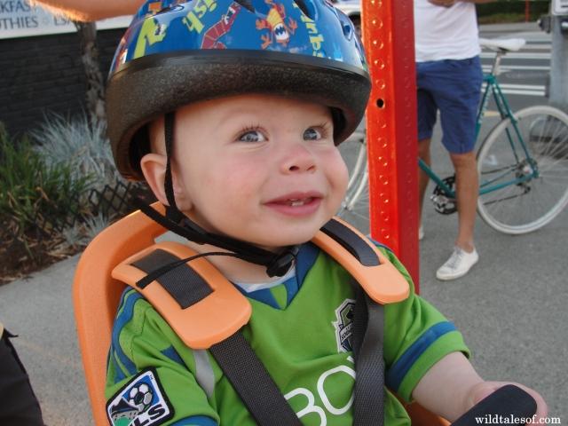 Yepp Baby Bike Seat