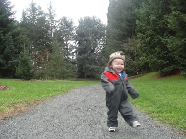 Happy Toddler Arboretum