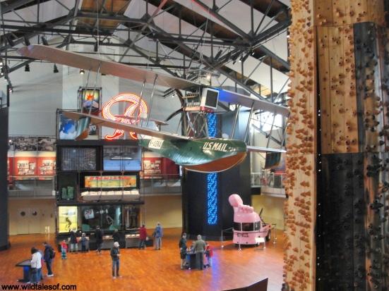 Atrium: Seattle MOHAI