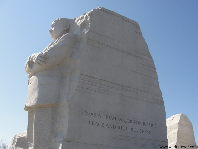 Dr. Martin Luther King, Jr. Washington D.C. Monument