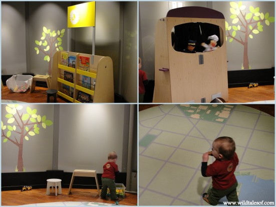 Children's Play Area MOHAI