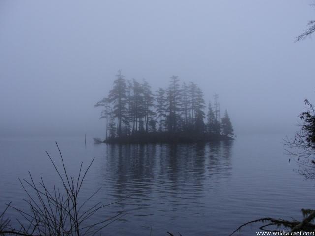 Mountain Lake Moran State Park