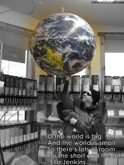 World is Big And the World is Small Ella Jenkins