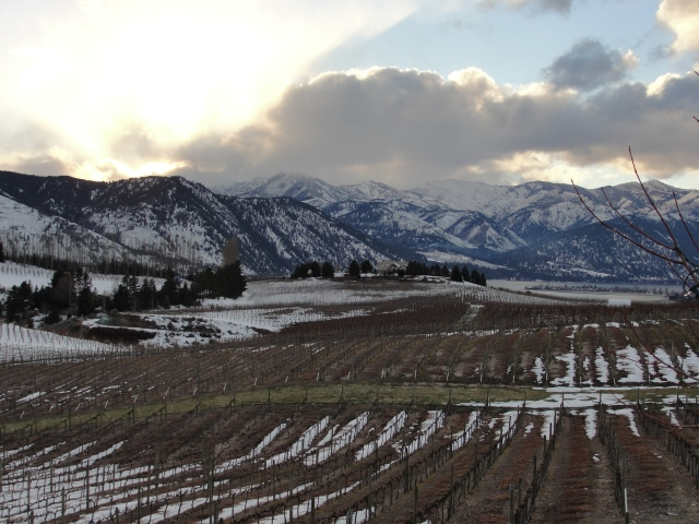 Lake Chelan Wine Country