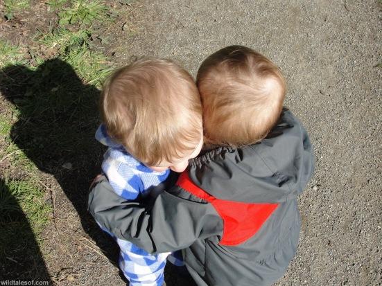 Hug: Washington Park Arboretum