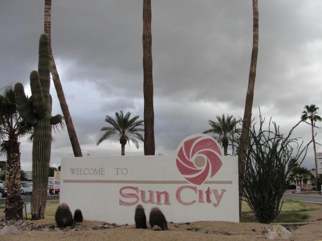 Sun City, Arizona: WildTalesof.com