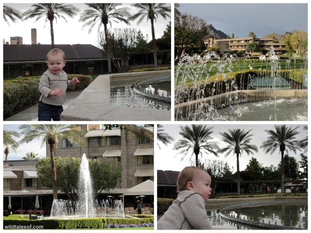 Fountains Arizona Biltmore Hotel