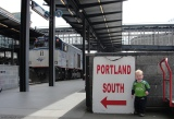 Travel by Train with a Toddler: It's a Toss Up