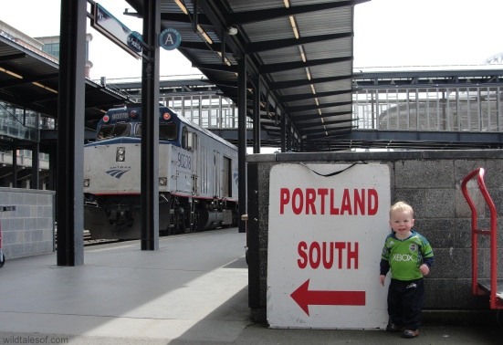 Seattle King Street Station | WildTalesof.com