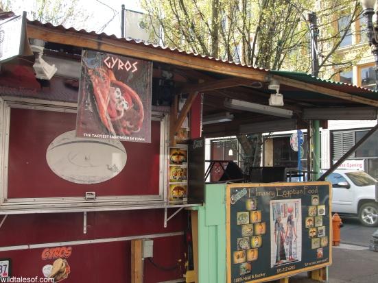 Portland Food Cart-Elmasry Egyptian WildTalesof.com