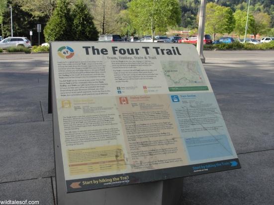 The Four T Trail: Portland, Oregon | WildTalesof.com