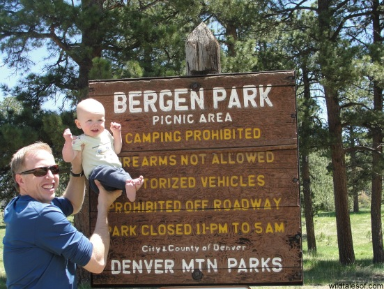 Bergen Park, Colorado | WildTalesof.com