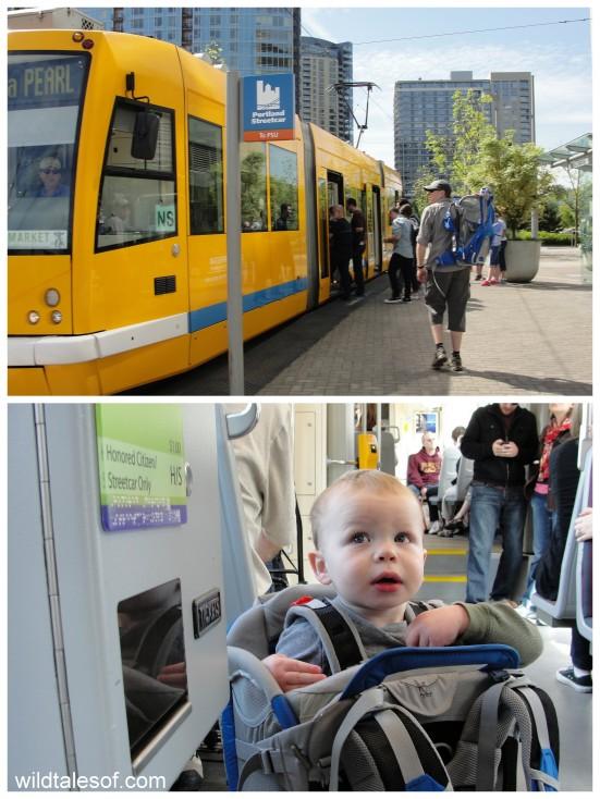 Portland, OR's 4 T Trail: Trolley | WildTalesof.com