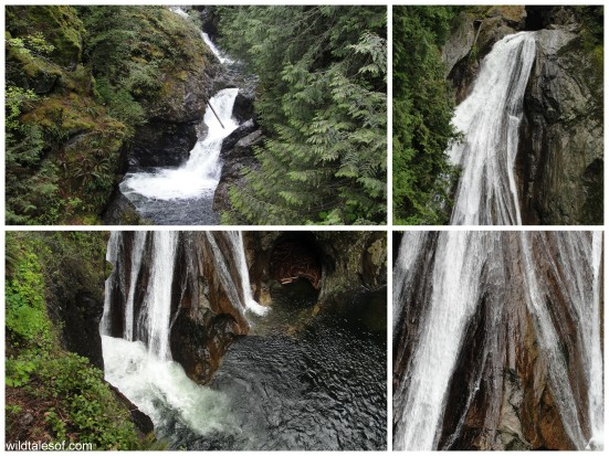 Twin Falls, Olallie State Park | WildTalesof.com