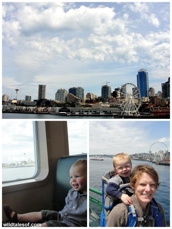 Bainbridge Island Ferry Ride | WildTalesof.com