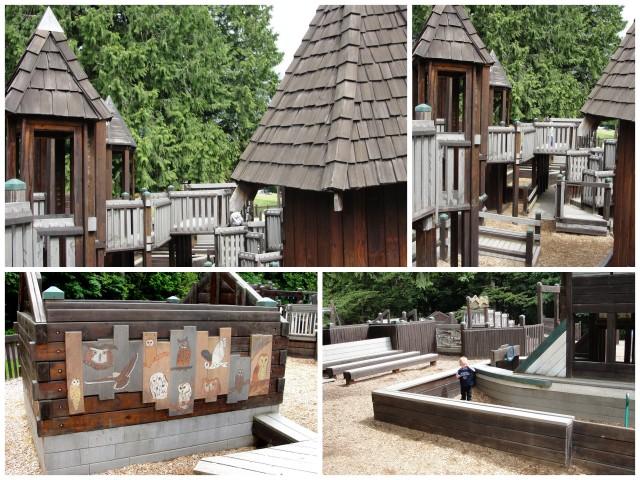 Saint Edwards State Park Playground | WildTalesof.com