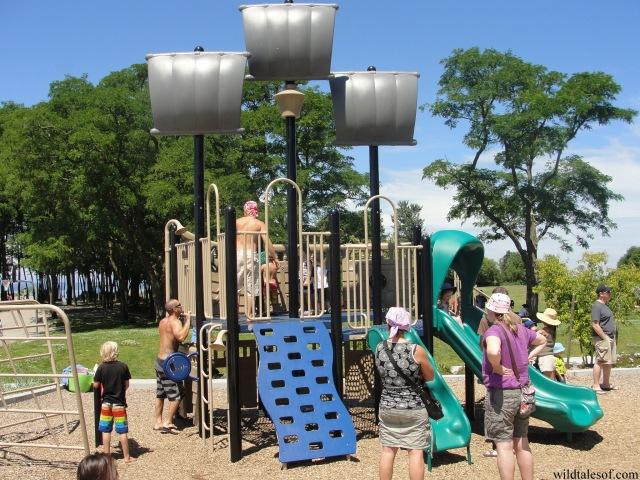 Golden Gardens Playground: Ballard, WA | WildTalesof.com