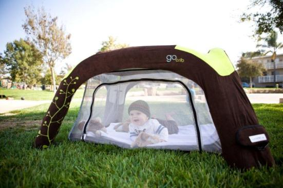 Our Go-To Travel Crib: Go-Crib by Guava Family | WildTalesof.com