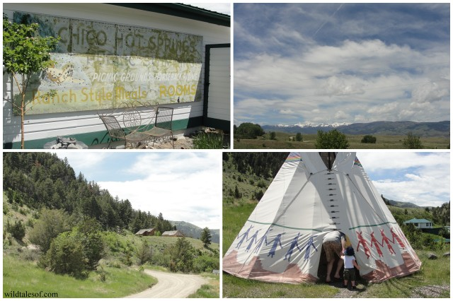 Chico Hot Springs: Paradise Valley, Montana | WildTalesof.com