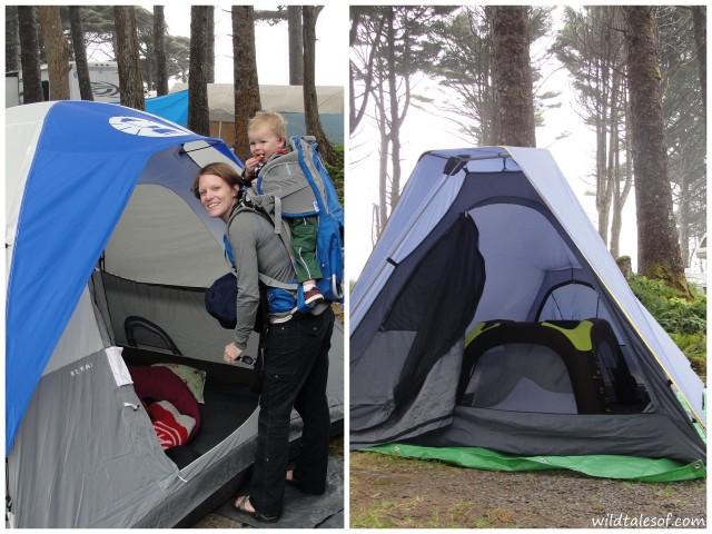 Camping: Kalaloch Beach, WA | WildTalesof.com
