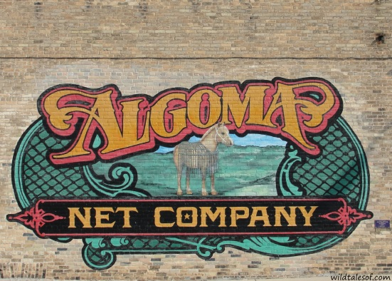 Murals of Algoma, Wisconsin | WildTalesof.com