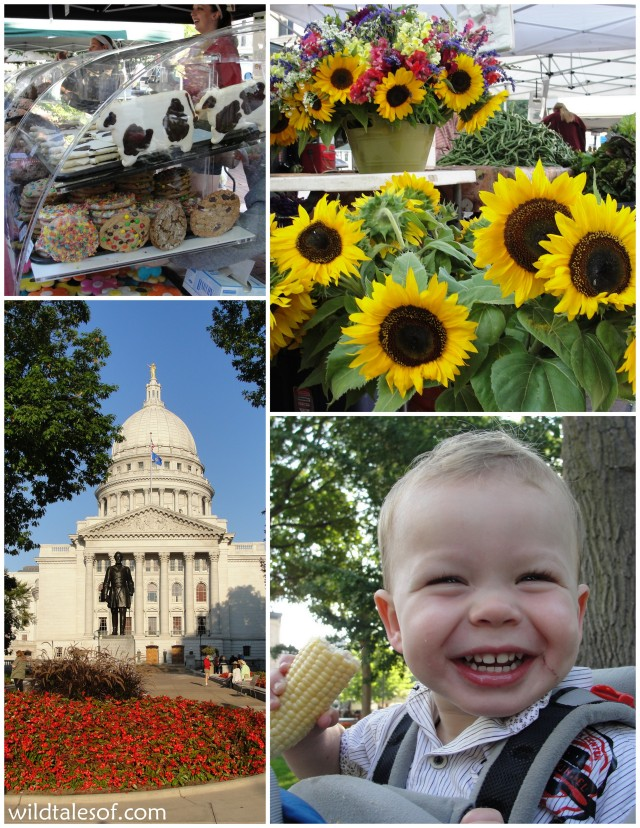 Good Eats in Madison, Wisconsin | WildTalesof.com