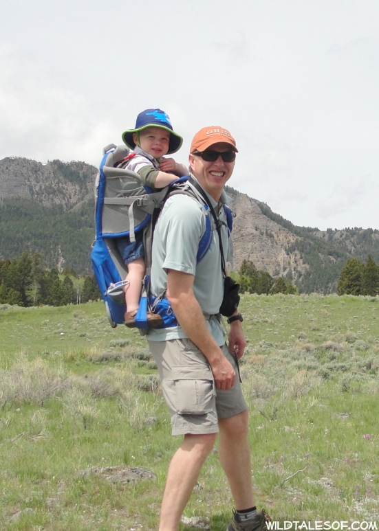 Passports with Purpose 2013: Win an Osprey Packs Child Carrier | WildTalesof.com