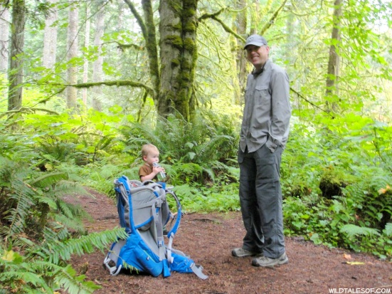 Passports with Purpose 2013: Win an Osprey Packs Child Carrier!