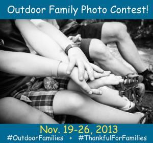 Outdoor Families Instagram Contest! |WildTalesof.com