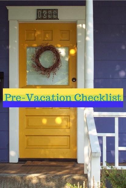 Pre-Vacation Checklist: Ensuring a Pleasant Return Home | WildTalesof.com