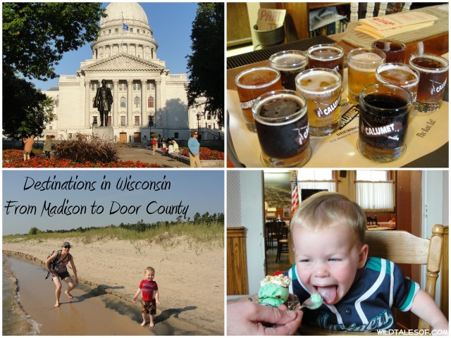 Destinations in Wisconsin: From Madison to Door County | WildTalesof.com