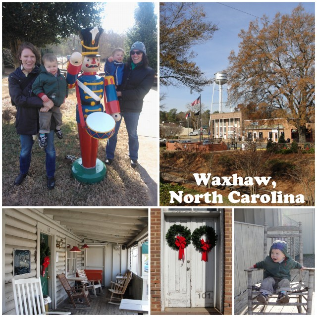 Christmas in the Southeast: Celebrating through Georgia and the Carolinas | WildTalesof.com