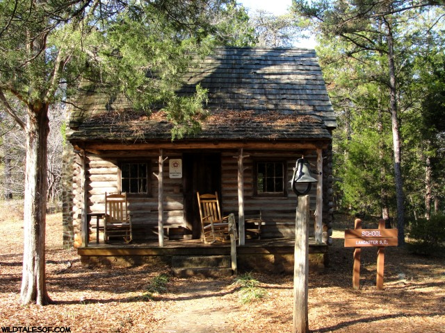 South Carolina's Andrew Jackson State Park
