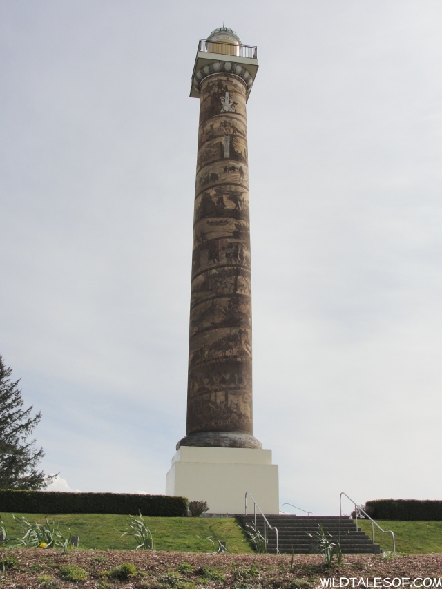 Astoria Column | WildTalesof.com