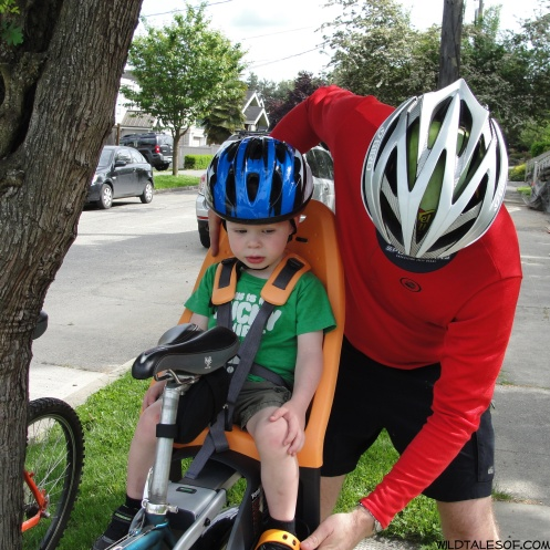 Yepp Maxi Child Seat: Family Bicycling Fun | WildTalesof.com