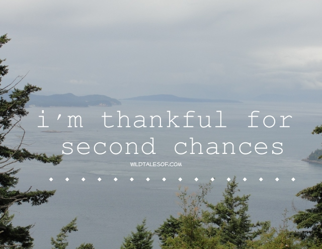 Orcas Island's Turtleback Mountain: Thankful for the Second Chance | WildTalesof.com