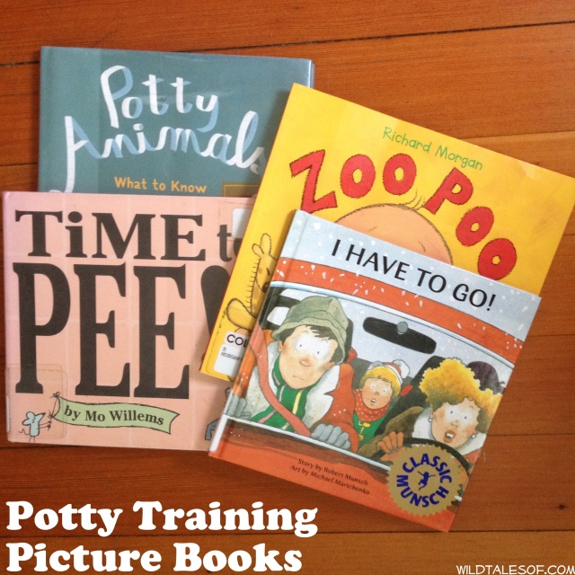 Potty Training for Active Families: Resources to Prepare, Survive and Reinforce | WildTalesof.com