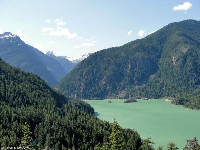 North Cascades' Thunder Knob: Ignoring the Road Blocks to Outdoor Escape | WildTalesof.com