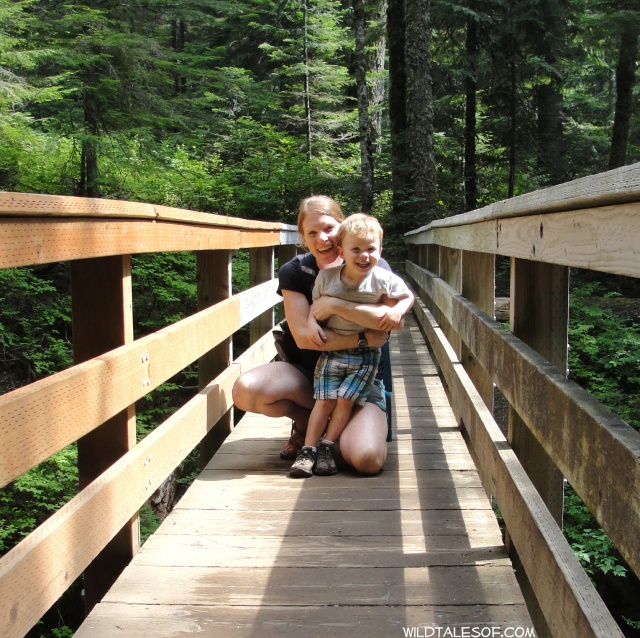 I've got the Advantage: I'm a Selfish Outdoor Mom | WildTalesof.com