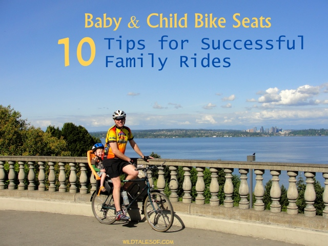 Baby and Child Bike Seats: 10 Tips for Successful Family Rides | WildTalesof.com
