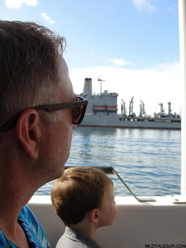 Visiting Pearl Harbor with Young Children: 5 Helpful Tips   WildTalesof.com