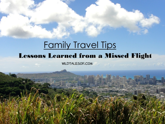 Stranded on Oahu: Lessons Learned from a Missed Flight | WildTalesof.com