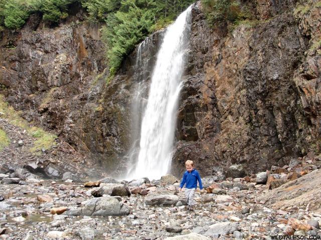 Western Washington Preschool  Hikes: Franklin Falls | WildTalesof.com