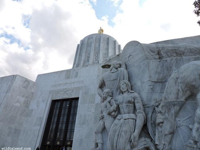 Salem, Oregon   WildTalesof.com