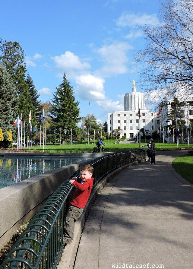 Salem, Oregon | WildTalesof.com