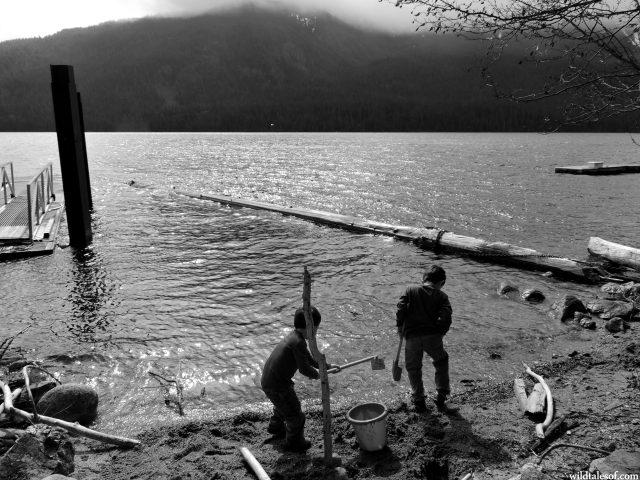 Lake Wenatchee, Washington   WildTalesof.com